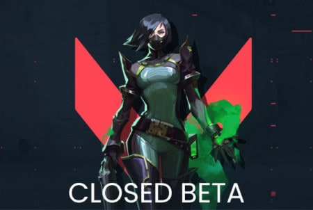 VALORANT Closed Beta