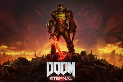 best settings for doom eternal