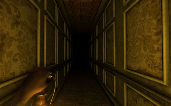 Amnesia The Dark Descent Video Game