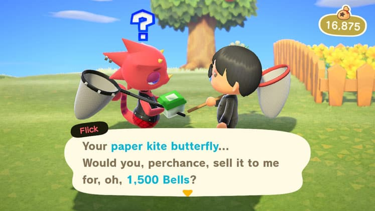 Animal Crossing Best Bugs To Sell