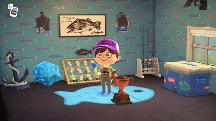 Animal Crossing Fishing Tourney Rewards