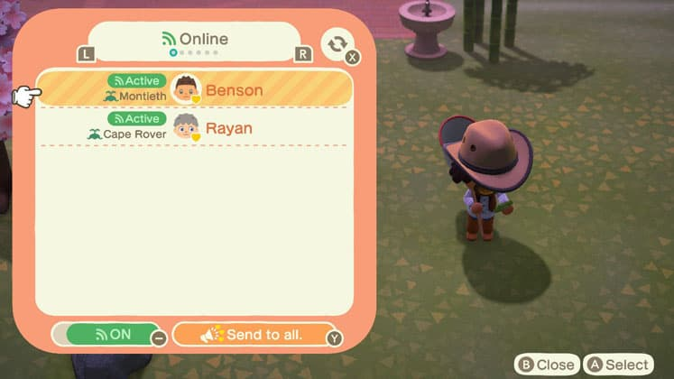 Animal Crossing How to Add Best Friends