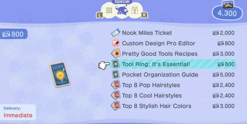 Animal Crossing How to Get More Customization Options