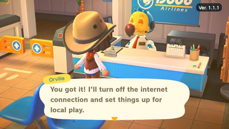 Animal Crossing Local Wireless Multiplayer