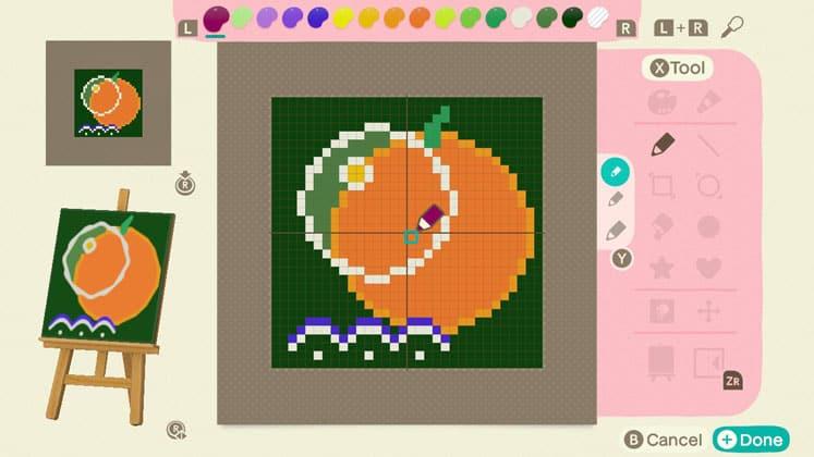 Animal Crossing New Horizons Guide Custom Designs Versus Pro Custom Designs
