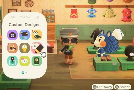 Animal Crossing New Horizons Guide How To Get Custom Designs
