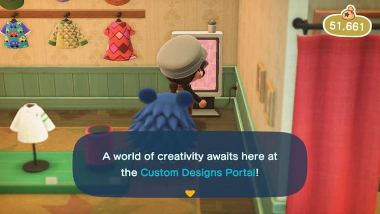Animal Crossing New Horizons Guide How To Get Designs From Able Sisters