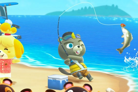 Animal Crossing New Horizons Guide How To Get Fishing Tourney Rewards