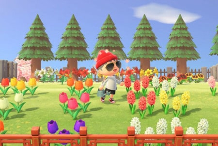 Animal Crossing New Horizons Guide How To Get Hybrid Flowers