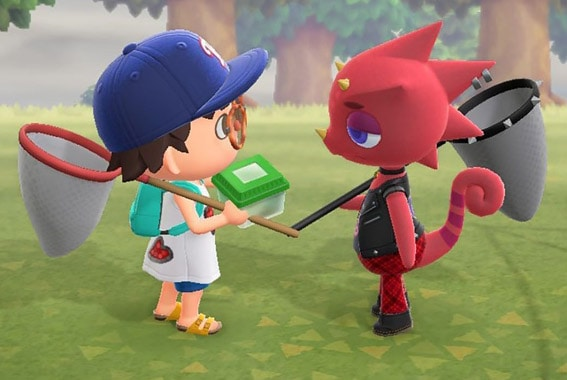 Animal Crossing New Horizons Guide How To Sell Bugs To Flick