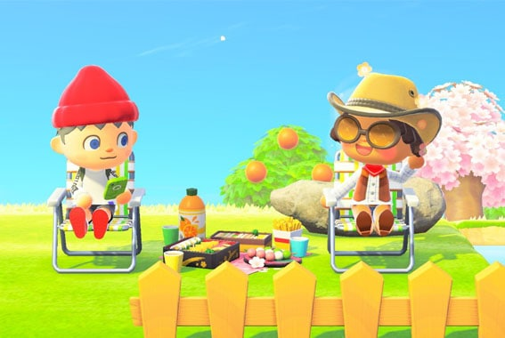 Animal Crossing New Horizons Guide How to Set Up Multiplayer