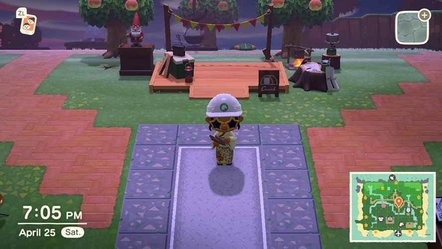 Animal Crossing New Horizons How To Build Paths