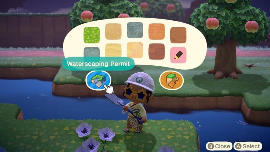 Animal Crossing New Horizons How To Build Rivers