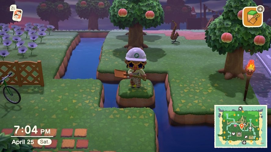 Animal Crossing New Horizons How To Terraform Your Island