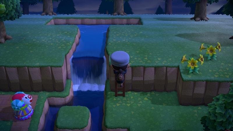Animal Crossing New Horizons Ladder