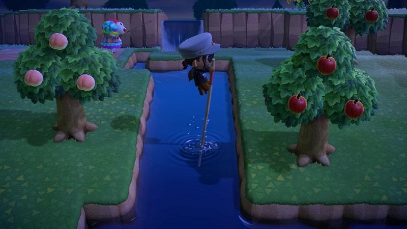 Animal Crossing New Horizons Vaulting Pole