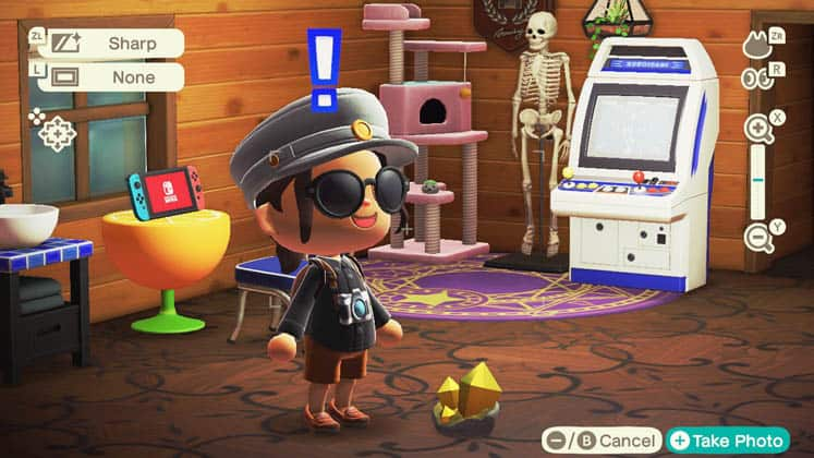 Animal Crossing New Horizons Where To Find Iron And Gold Nuggets