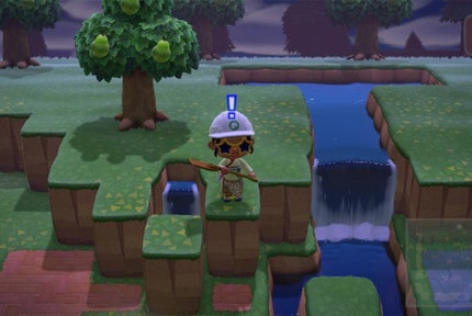 Animal Crossing New Horizons how to use island designer