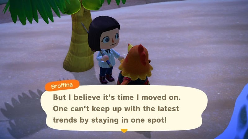 Animal Crossing New Horizons remove villager