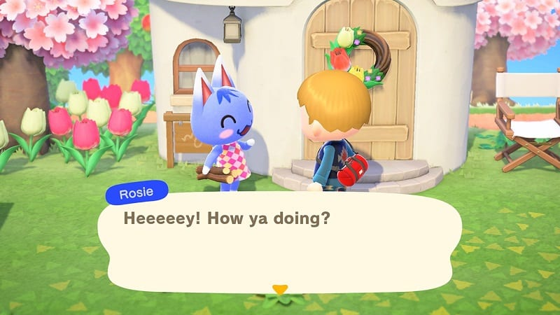Animal Crossing New Horizons villager personalities
