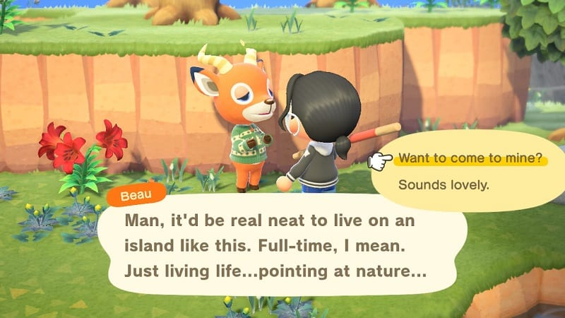 Animal crossing add villager