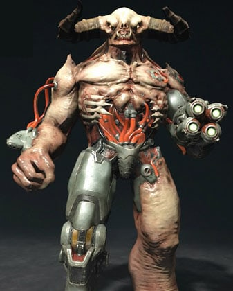 Cyberdemon (Tyrant)