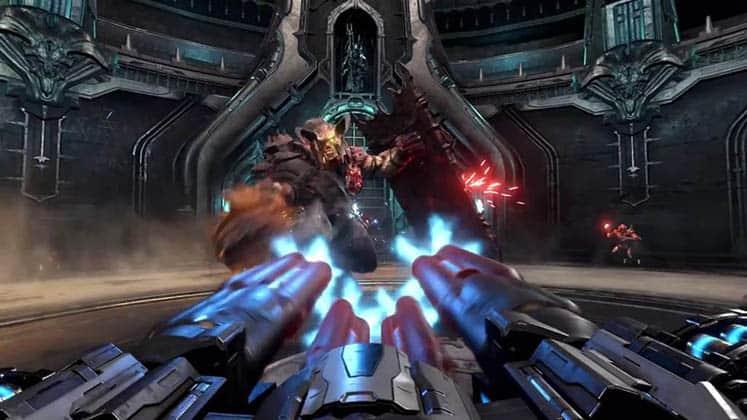 Doom Eternal Weapons Tier List Chaingun