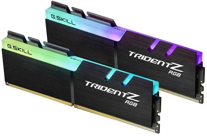 G Skill Trident Z 32 GB