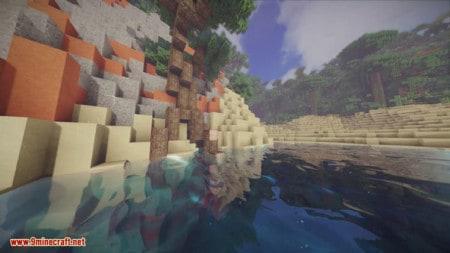 Oceano Shaders