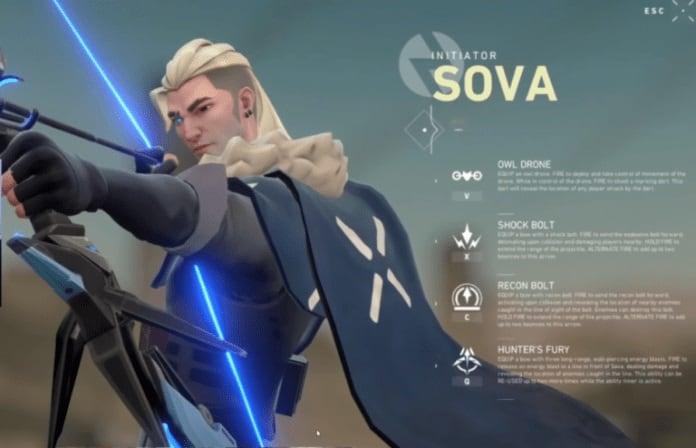 VALORANT Sova