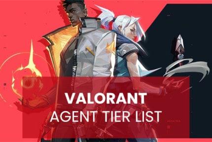 Valorant Agent Tier List