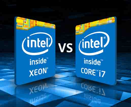 What Are Intel Core And Intel Xeon CPUs