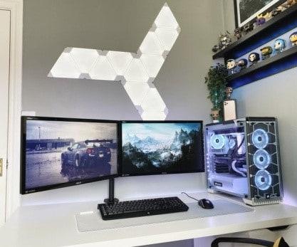 gaming setups