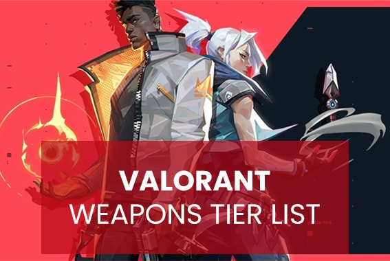 valorant weapons tier list