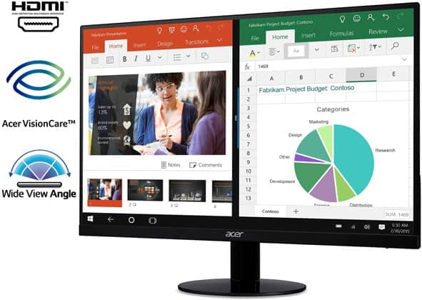 Acer SB220Q Review