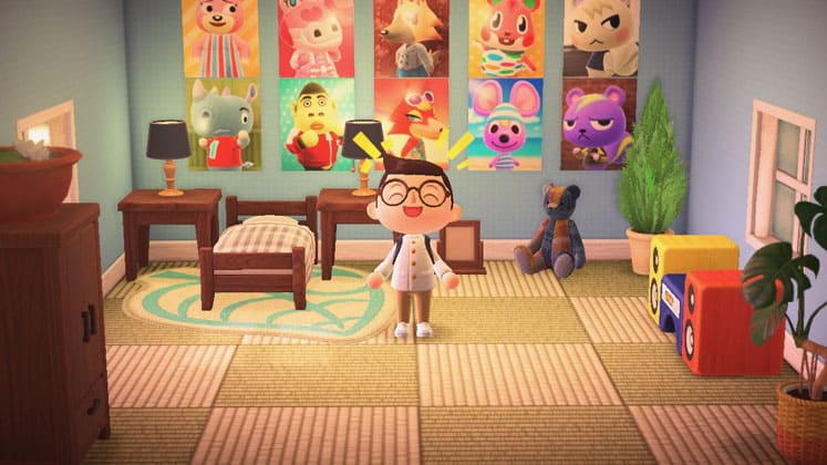 Animal Crossing New Horizons Guide Back Room Add On