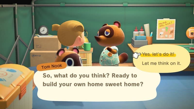 Animal Crossing New Horizons Guide Tent To House Upgrade