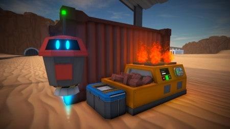 Best Survival Games Mechanica