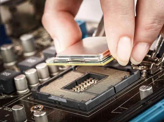 CPU chipset