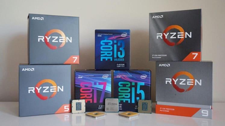 Gaming CPUs