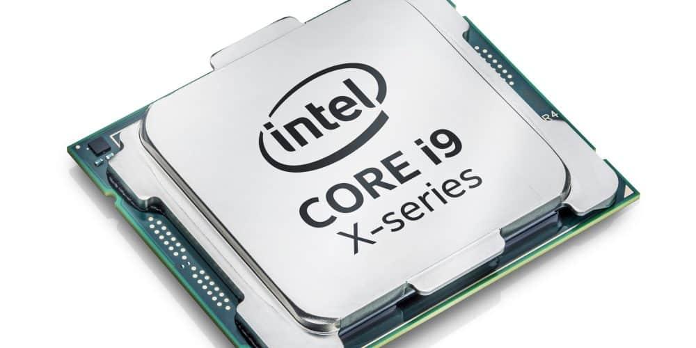 Intel core i9 x series processor