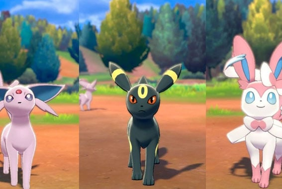 Pokémon Sword And Shield Guide How To Get Every Eevee Evolution