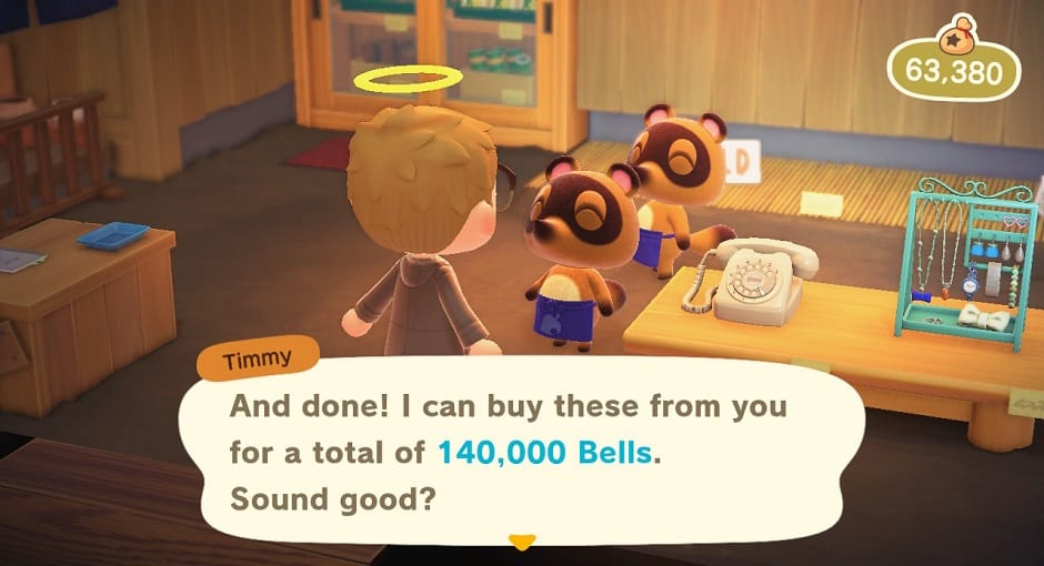 animal crossing new horizons hot items of the day