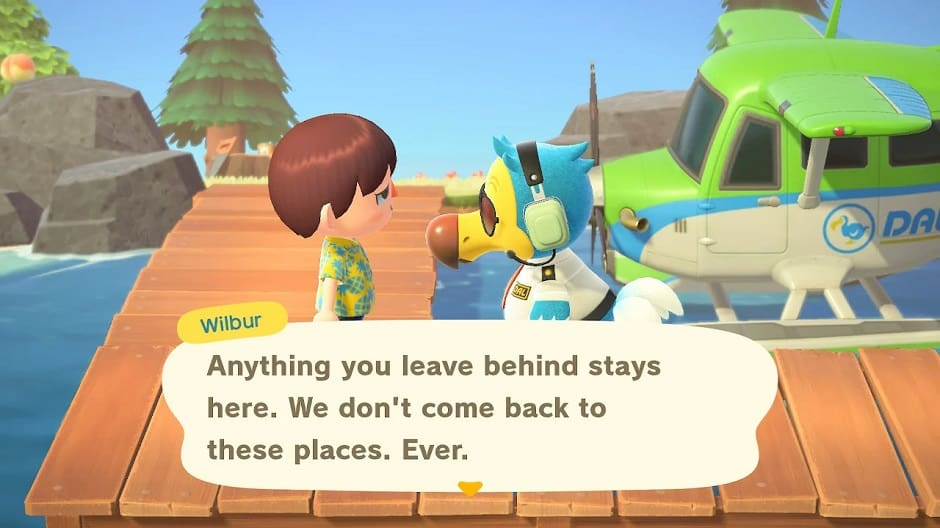 animal crossing new horizons mystery islands