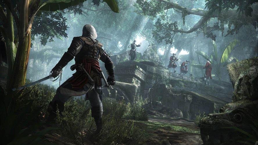 assassins creed origins map size square miles