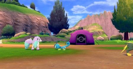 pokemon sword and shield raise friendship