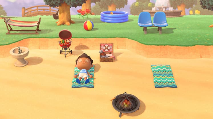 Animal Crossing Don't Neglect Beaches