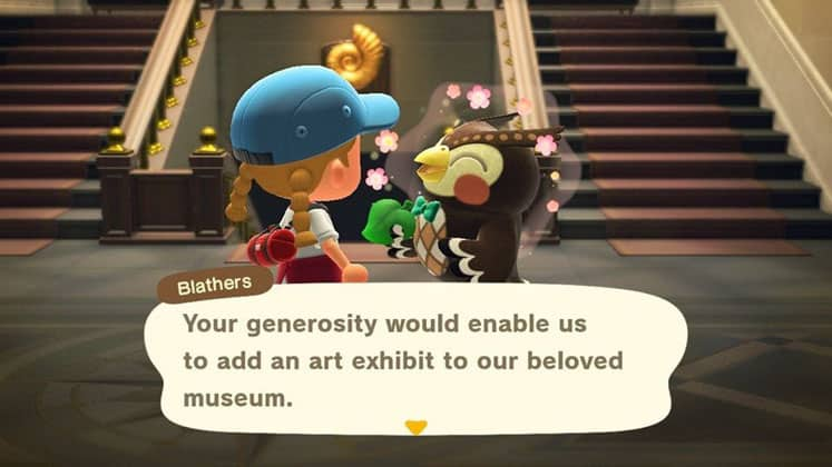Animal Crossing How To Upgrade The Museum