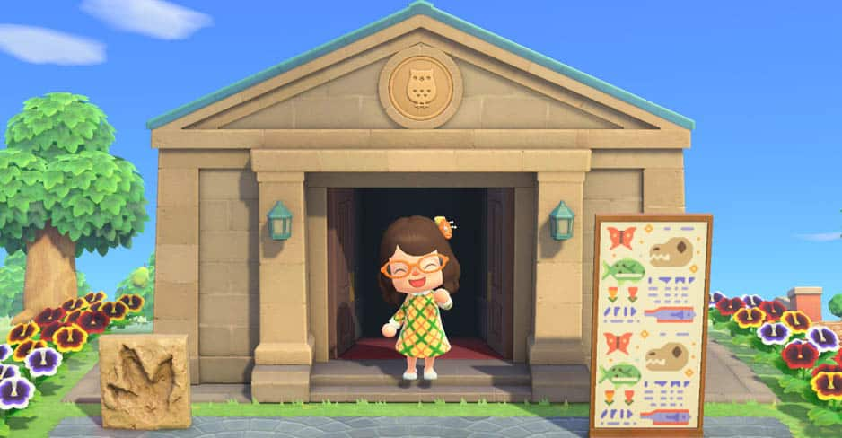 Animal Crossing New Horizons Guide How To Upgrade The Museum