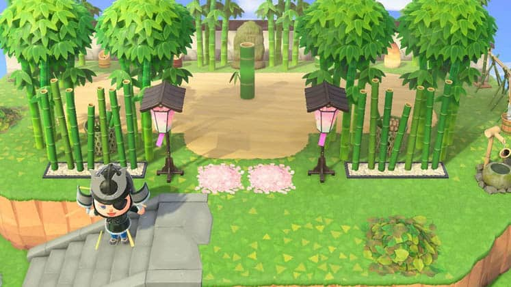 Animal Crossing Use Nature In Moderation